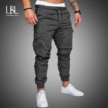 <b>Cargo Pants Men</b> Stripe