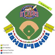 Owensboro Sportscenter Seating Chart Evansville Otters