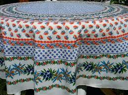 french country tablecloths image of french country round tablecloths