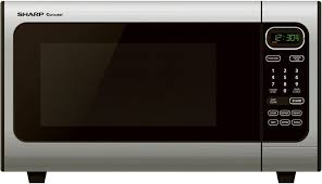 sharp r408ls 1 4 cu ft countertop microwave oven