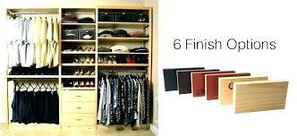wood closet kits closet organizers kits wood closet kits wood closet organizer kits solid organizers systems wood closet kits
