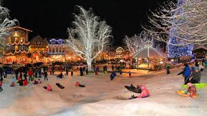 Christmas Lights Christmas Lighting Festival 2017 Leavenworth Washington
