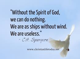 Quotes About The Holy Spirit Awesome Knowing The Holy Spirit Quotes Christian Life Today