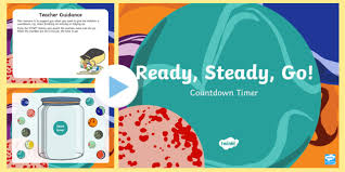 5 Minute Countdown Timer For Powerpoint Marbles In A Jar Countdown Timer Powerpoint Eyfs Ks1