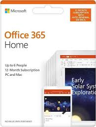 Windows 365 Office Office 365 Home Up To 6 People 12 Month Subscription Auto Renew Android Chrome Mac Windows Ios
