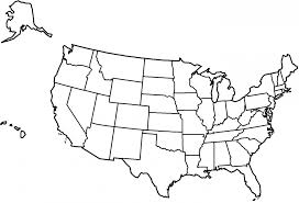 Free Printable Labeled Map Of The United States Printable Map Of Us