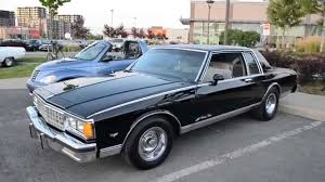 RARE '80 - '85 CHEVY CAPRICE CLASSIC COUPE - YouTube