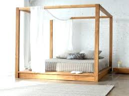 4 poster bed plans. Unique Bed King Size Poster Bed Top Bittersweet Storage  Regarding Four With 4 Poster Bed Plans