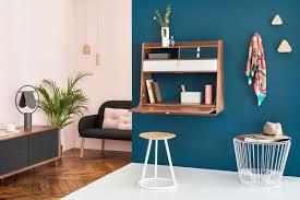 Bureau mural rabattable : 8 modèles pour petits espaces