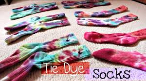 Tie Dye Sock Patterns