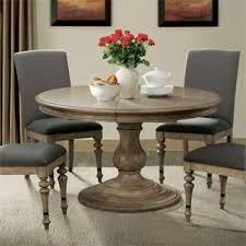 corinne round pedestal dining table i riverside furniture