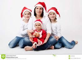 Christmas Family Photo Christmas Family Portrait Royalty Free Stock Image Image 22088036