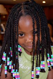 Hairstyles For Little Kids Yarn Twists Protective Hairstyle Not Sure About Putting This In