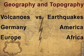 an exhaustive list of interesting compare and contrast essay topics geography and topography