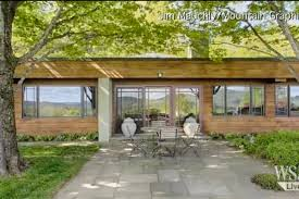 Earth Homes Designs New Hampshire Earth Sheltered Home Requires Mowing The Roof But