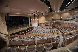 Saratoga Performing Arts Center Seating Chart With Rows San Mateo Performing Arts Center Poised For Debut After 28