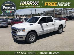 New 2019 RAM All-New 1500 Big Horn/Lone Star Quad Cab in Worcester ...