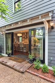custom double sliding doors