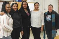 Police Officers Share Experiences and Lessons of Leadership to  Middle-School Girls - The RoundTable is Evanston's newspaper