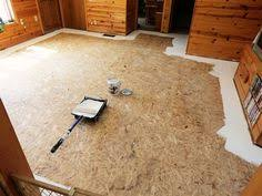 Painted plywood floors Rustic Painted Plywood Subfloors Painted Plywood Floors Revisited Painted Osb Plywood Projects Mcm House Pinterest 56 Best Painting Plywood Floors Images Painting Plywood Floors