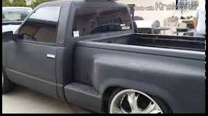 All Chevy 95 single cab chevy : Finish product sunroof install on a single cab Chevy - YouTube