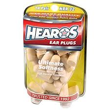 Buy Hearos <b>Ultimate</b> Softness Series <b>Ear Plugs</b>, 14 Pair Online at ...