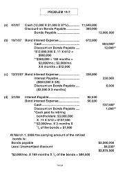 discount on bonds payable balance sheet ch 14