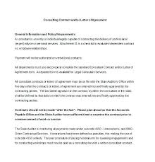 Consultant Contract Template Custom Retainer Letter Agreement To Template 44 Shootfrankco