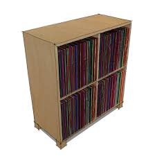 Urbangreen Media LP Record Cabinet - full of vinyl!