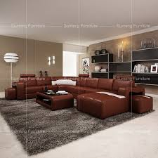 Images Of Modern Furniture Interesting 48 Alibaba Modern Italian Top Grain Leather Living Room Furniture