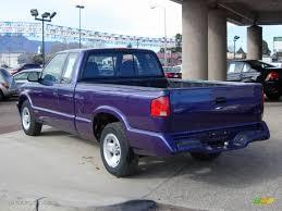1996 Radar Blue Metallic Chevrolet S10 LS Extended Cab #77167082 ...