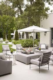 pretty patio lounge