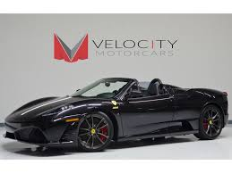 Find your ideal ferrari scuderia spider 16m from top dealers and private sellers in your area with pistonheads classifieds. 2009 Ferrari 430 Scuderia Spider 16m For Sale In Nashville Tn Stock V166799p