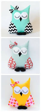 Owl Pillow Pattern Best 10 Owl Pillows Ideas On Pinterest Owl Pillow Fabric Owls