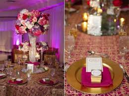 Inspiring Gold And Fuschia Wedding Decor 88 For Wedding Party Table with  Gold And Fuschia Wedding Decor