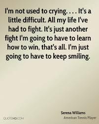 Serena Williams Quotes Quotehd