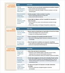 Operation Plan Outline Sample Consulting Business Plan Template 11 Documents In Pdf