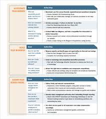 Business Plan Document Template Sample Consulting Business Plan Template 11 Documents In Pdf