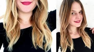 balayage la style for sunkissed hair step by step hair painting tutorial daniella benita