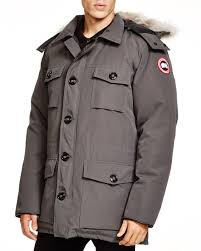 Lyst - Canada Goose Banff Parka in Gray for Men