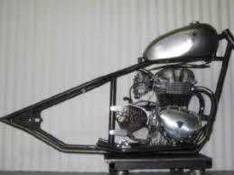 custom bobber motorcycle frames. Hinkley Motor - Bonnieville Speedmaster Custom Bobber Motorcycle Frames