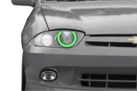 Cavalier Fog Lights Chevrolet Cavalier 03 05 Profile Prism Fitted Halos Rgb