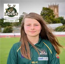 Amy Smith Making History On Debut   Cricket Tasmania