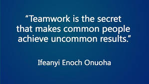 Team Work Quotes