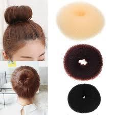 <b>M MISM 1PC</b> Updo Sponge Bun Hair Maker Making Tool Donut Hair ...