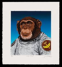 Space Chimp   Seth Fields