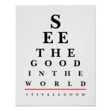 Eye Chart Quote Gifts On Zazzle