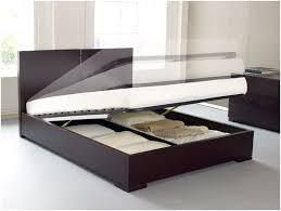 Modern Queen Bedroom Set Storage Queen Platform Bed Frame With Storage Wood Wond Storage