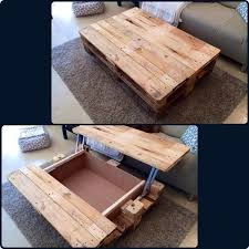 15 unique reclaimed pallet table ideas