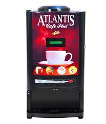 Hot Beverage Vending Machine Simple Atlantis Cafe Plus Hot Beverage Vending Machine 48 Lanes Easy Mart